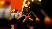 Üç kişi mültecileri eve kapatıp işkence etti
