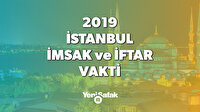 İstanbul iftar vakti sahur saati! 7 Mayıs 2019 İstanbul imsak vakti