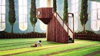 Bakara Suresi'nden esinlenilerek yapılan camiyi dünya konuşuyor
