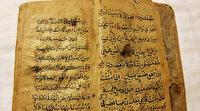 Tuz içine saklanmış Kur'an-ı Kerim