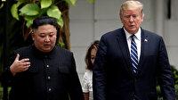 Trump ve Kim Biden'ın düşük zekalı olduğunu düşünüyor