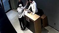 Beşiktaş'ta çalışanları darp eden şahıs serbest bırakıldı