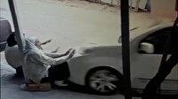 Acemi kadın sürücü kaldırımda oturan iki kadını ezerek öldürdü