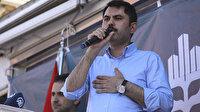 Çevre ve Şehircilik Bakanı Murat Kurum'dan Şahintepe'ye imar müjdesi