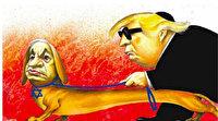 İsrail ABD'nin siyasi karikatür geleneğini yasaklattı