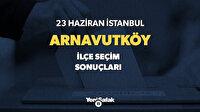 Arnavutköy Seçim Sonuçları - 2019 İstanbul  Arnavutköy Oy Oranları Seçim Sonuçları