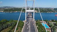 FSM'de 4 şerit kapalı: İstanbul'da trafikte son durum