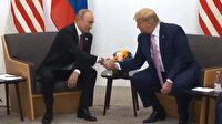 G20'de Putin ve Trump görüşmesi