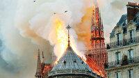 Notre Dame'ı sigara mı yaktı?