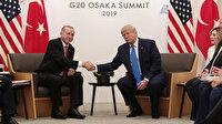 Erdoğan ile Trump G20 zirvesinde buluştu