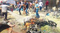 Camiye PKK saldırısı