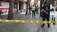 Eşinin amcası tarafından sokak ortasında öldürüldü