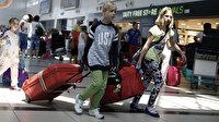 Antalya'ya gelen turist sayısı yüzde 17 arttı