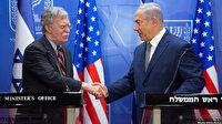 İran: Bolton ve Netanyahu Trump'ı kandırdı