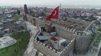 Erzurum Kalesi'nde tarih kazısı