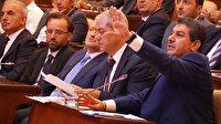 İmamoğlu AK Parti Grup Başkanvekili Göksu'nun mikrofonunu kapattrıdı