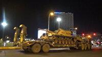 Şanlıurfa'dan sınıra askeri sevkiyat