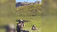 PENÇE-2 Harekatı kapsamında Hakurk'a asker intikali