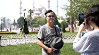 İstanbul'a 5 ayda 5,4 milyon turist geldi
