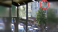 Binanın 3. katından düşen çocuğun hayatını tente kurtardı