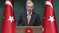 Cumhurbaşkanı Erdoğan: Hakan Atilla bizim evladımızdır