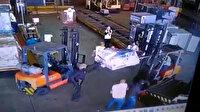 Polis kılığına girip 720 kg altını böyle çaldılar