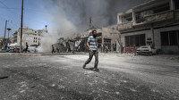 İdlib'de hava saldırılarında 2 çocuk öldü