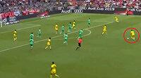 Ozan Tufan'dan Real Madrid'e Pogba golü