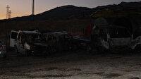 Şırnak'ta yakıt tankeri patladı: 1 ölü 2 yaralı