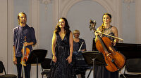 Rusya'da Türk besteleri seslendirildi