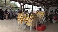 Yüzde 92 engelli gazinin darp edildiği kafe kapatıldı