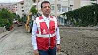 İstanbul'u sel götürürken tatile devam eden İmamoğlu HDP'liler için anında tweet attı