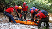 230 metreden düşen Polonyalı turist öldü