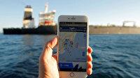 İran tankeri yönünü Türkiye'ye çevirdi