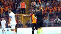 Galatasaray'ın yeni transferi Seri'ye 2 maç ceza