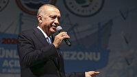 Cumhurbaşkanı Erdoğan: Balıkçılarımızın hasretle beklediği kanundaki değişikliği tamamladık