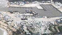 ABD'ye doğru ilerleyen Dorian Kasırgası 7 can aldı