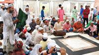 Asya açılımı Hindistan ve Keşmir