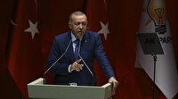 Cumhurbaşkanı Erdoğan: Bunlar mandacı