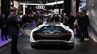 Dünyanın en büyük Otomobil Fuarı IAA Frankfurt'ta açıldı