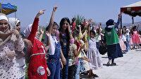 İHH'den Afrin'de yetimlere etkinlik