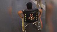 Doğuştan engelli çocuğun Selçuk İnan hayranlığı sosyal medyada gündem oldu