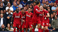 Liverpool tarih yazdı
