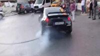 Cezalara rağmen İstanbul'da 'drift' terörü bitmiyor