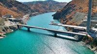 Yeni Kömürhan Köprüsü gelecek yıl hizmete açılacak: Birleşmeye 198 metre kaldı