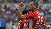 Slimani durdurulamıyor: 5 maçta 4 gol 4 asist