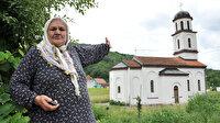 AİHM Boşnak nine Orlovic'i haklı buldu: Bahçesine izinsiz yapılan kilisesinin yıkılmasına karar verildi