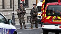 Fransa'nın başkenti Paris'te Emniyet Müdürlüğünde bıçaklı saldırı: 4 ölü