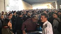 Metrobüs duraklarında aşırı yoğunluk: İstanbulluları isyan ettiren kuyruklar