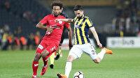 Fenerbahçe-Antalyaspor karşılaşmasına dair tüm bilgiler